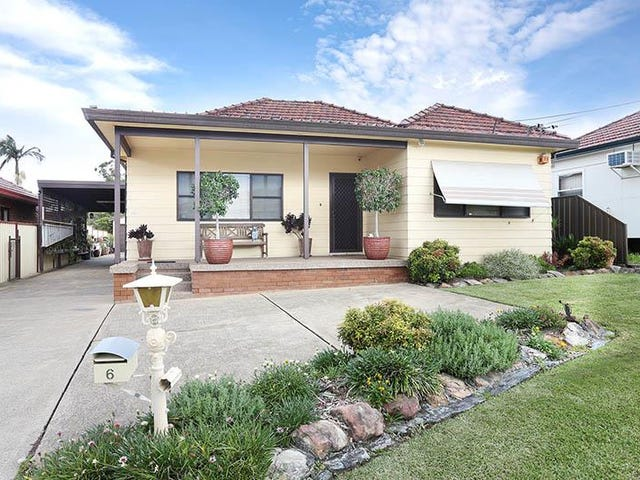 6 Gough Ave, Chester Hill, NSW 2162