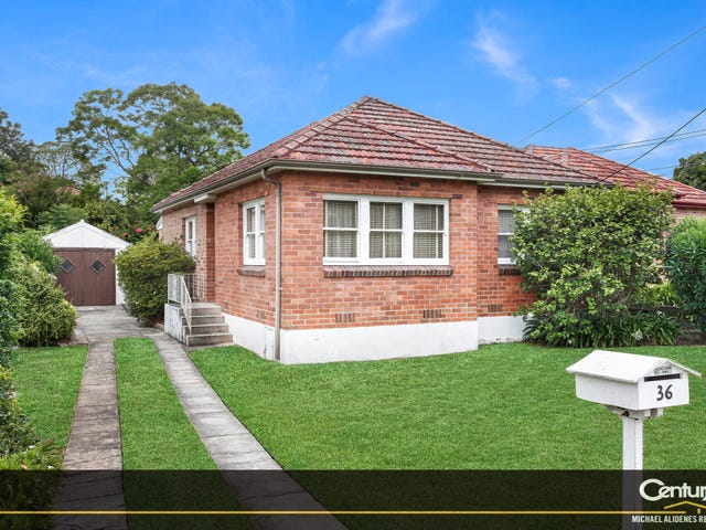 36 Monaro Avenue, Kingsgrove, NSW 2208