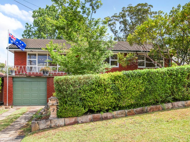 7 Nirimba Avenue, North Epping, NSW 2121
