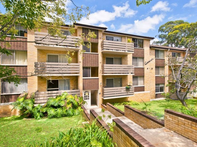 25/4-12 Huxtable Ave, Lane Cove, NSW 2066