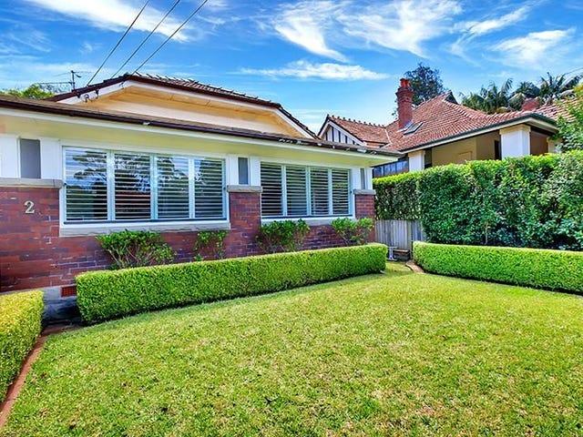 2 Vista Street, Mosman, NSW 2088