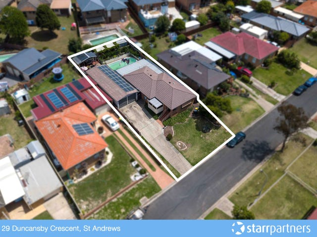 29  Duncansby Cres, St Andrews, NSW 2566