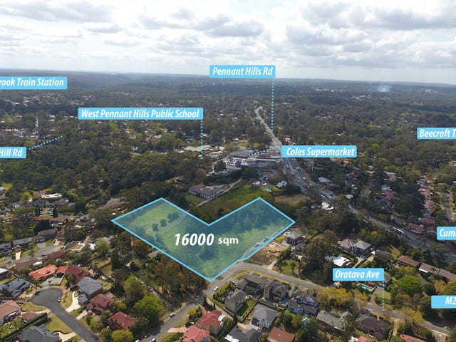 39-55 Oratava Avenue, West Pennant Hills, NSW 2125