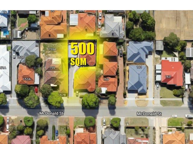 157B McDonald Street, Joondanna, WA 6060