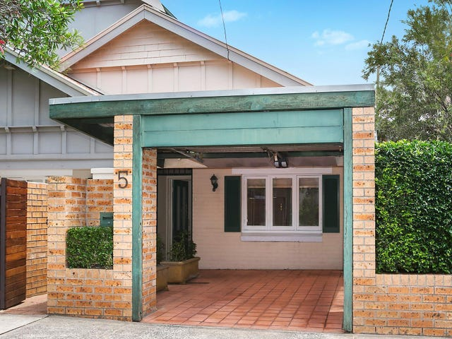 5 Midelton Avenue, North Bondi, NSW 2026