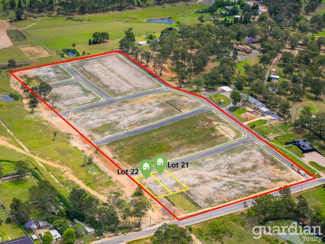 Lot 21 & 22/72-76 Terry Road, Box Hill, NSW 2765