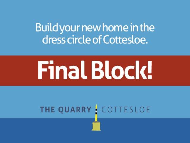 Lot 3 Kiln Lane, Cottesloe, WA 6011