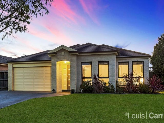1 Rebellion Cct, Beaumont Hills, NSW 2155