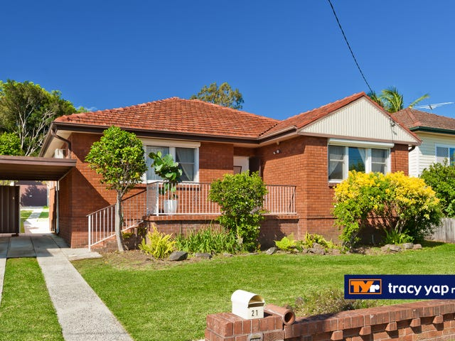 21 Ronald Avenue, Ryde, NSW 2112