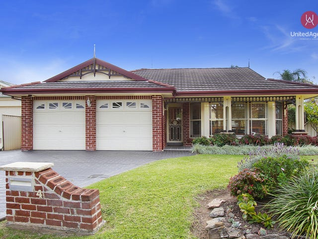 4  Sarah Hollands Drive, Horningsea Park, NSW 2171