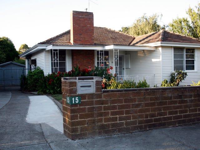15 Rushworth Street, Watsonia, Vic 3087