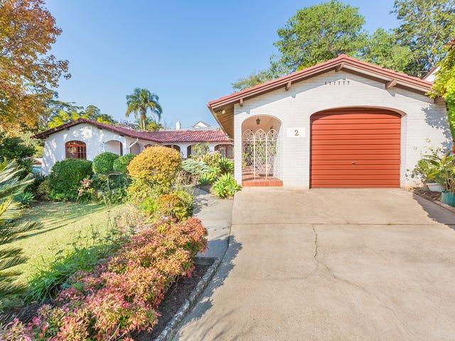 2 Churchill Place, Springwood, NSW 2777