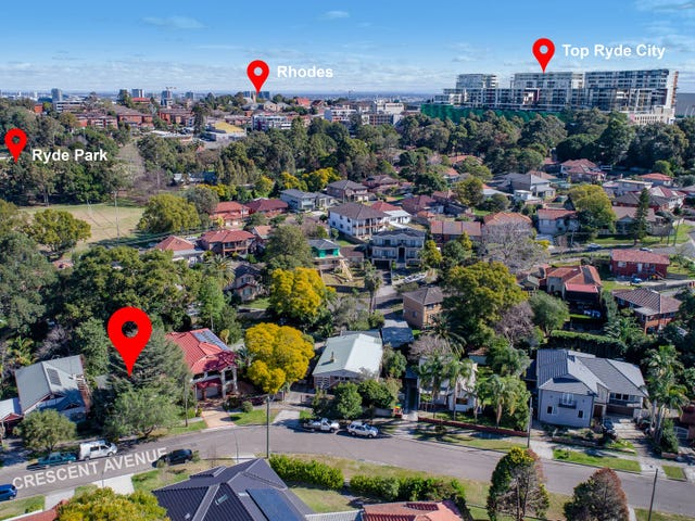 6 Crescent Avenue, Ryde, NSW 2112