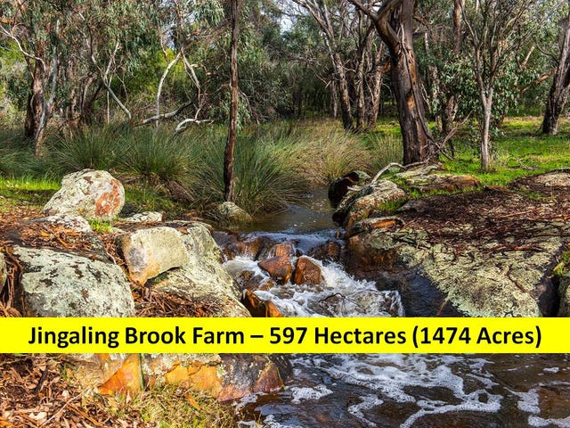 19 Jingaling Brook Road, Toodyay, WA 6566