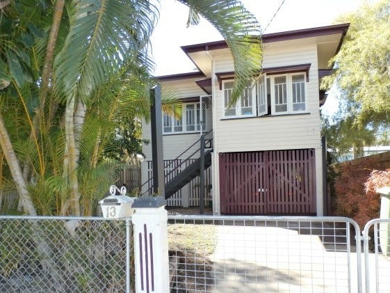 13 Townsville Street, West End, Qld 4810