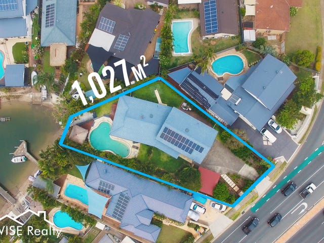 71 OXLEY DRIVE, Paradise Point, Qld 4216