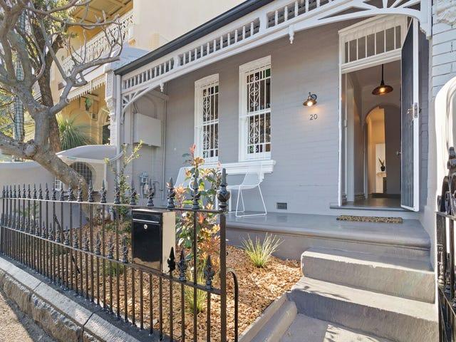 20 Albert Street, Forest Lodge, NSW 2037