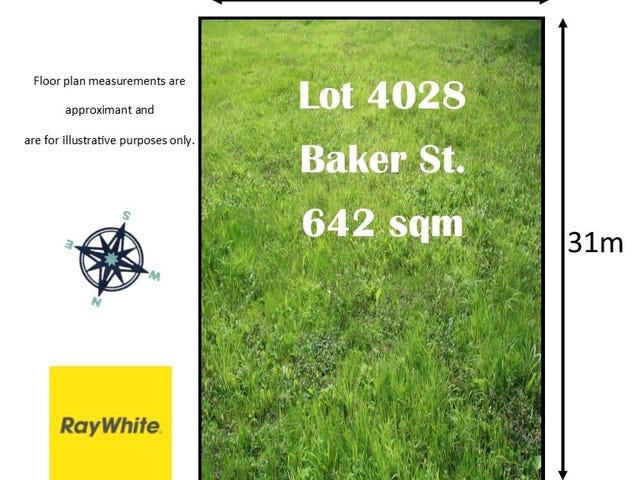 Lot 4028 Baker Street, Moss Vale, NSW 2577