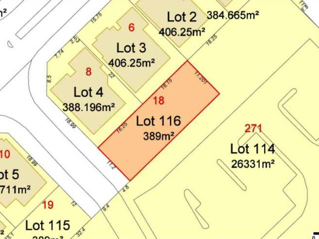 Lot 116, 18 Caspian Terrace, Canning Vale, WA 6155