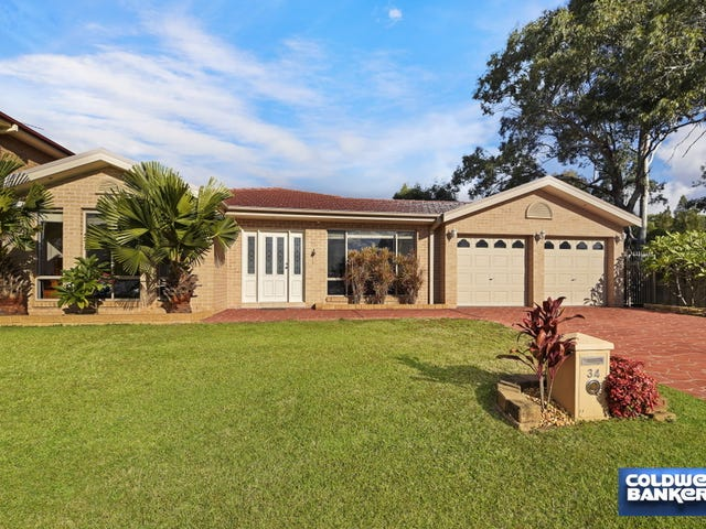 34 Rossini Drive, Hinchinbrook, NSW 2168