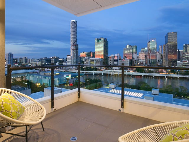 1705/77 Grey Street, South Brisbane, Qld 4101