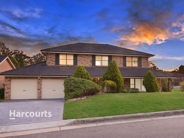 20 Kullaroo Avenue, Castle Hill, NSW 2154