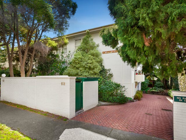 8/101 Caroline Street, South Yarra, Vic 3141
