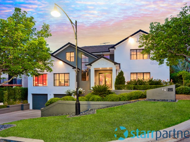 14 Glenview Close, Bella Vista, NSW 2153