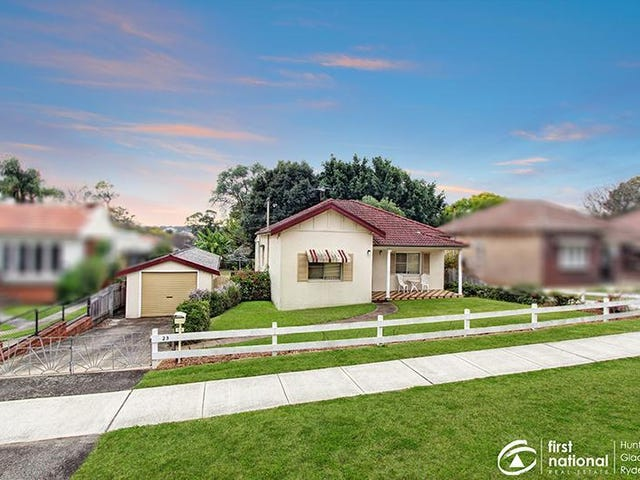 23 Addington Avenue, Ryde, NSW 2112