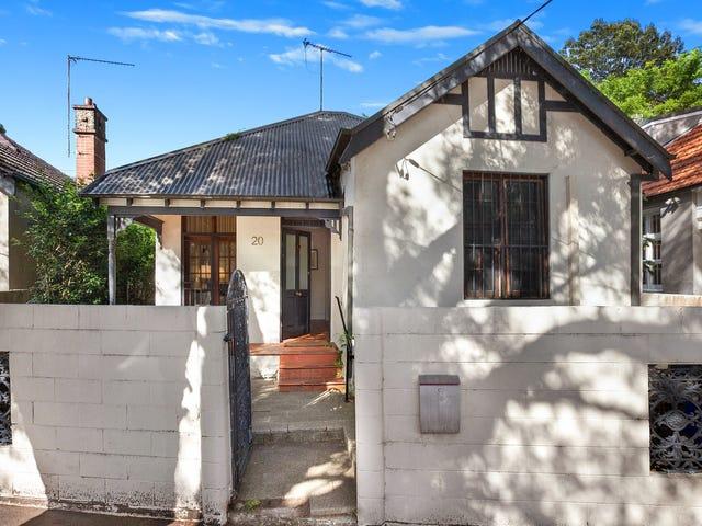 20 Walker Avenue, Edgecliff, NSW 2027