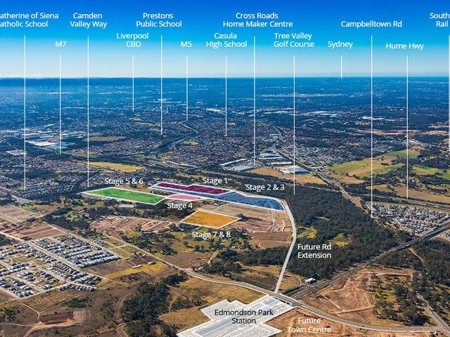Ardennes Ave, Edmondson Park, NSW 2174