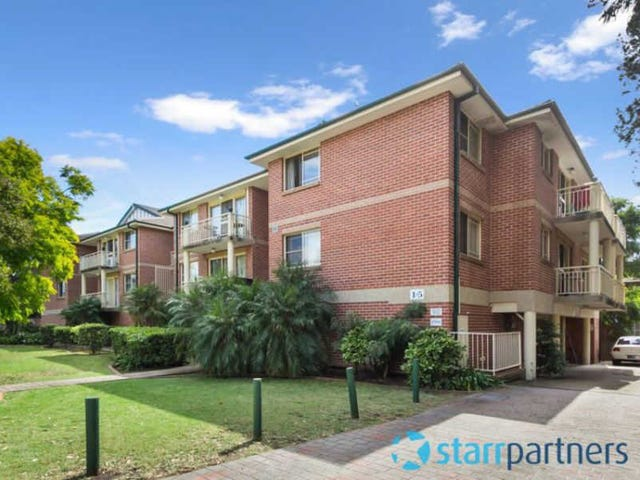12/1 ST ANN STREET, Merrylands, NSW 2160