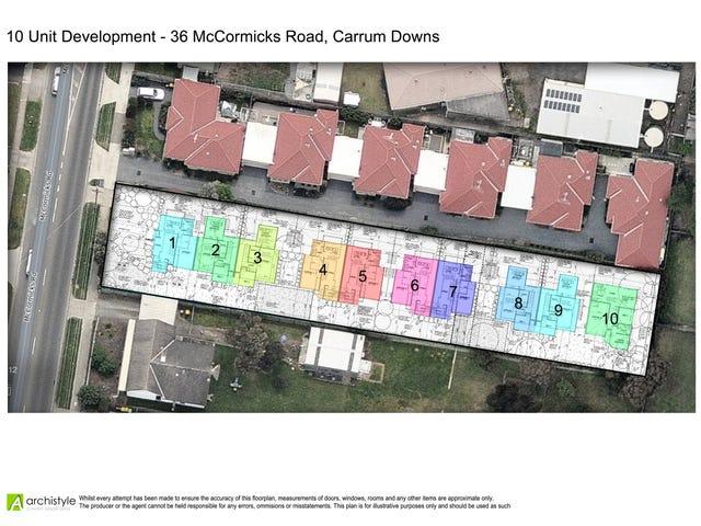 36 McCormicks Road, Skye, Vic 3977