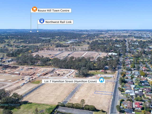 Lot 7 Hamilton Street, Riverstone, NSW 2765