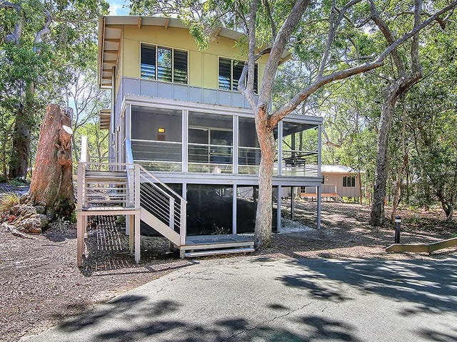 5506 Large Eco Cabin Couran Cove Resort, South Stradbroke, Qld 4216