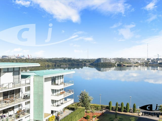 601/10 Jean Wailes Ave, Rhodes, NSW 2138