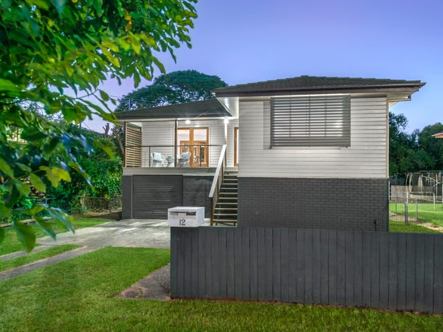 12 Beeby Street, Wavell Heights, Qld 4012