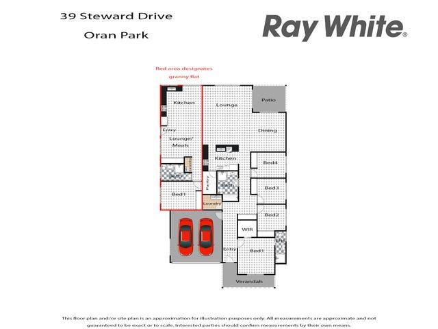 39 Steward Drive, Oran Park, NSW 2570
