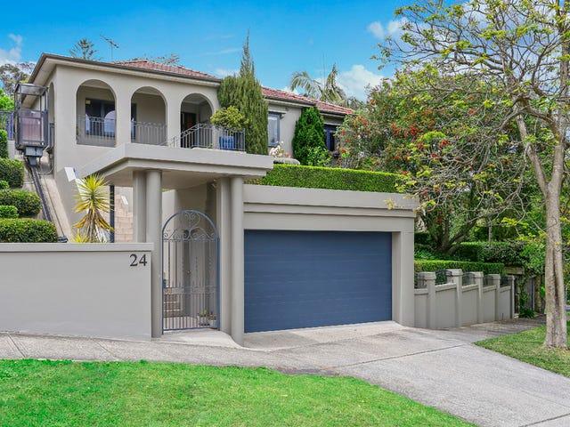 24 Suttie Road, Bellevue Hill, NSW 2023