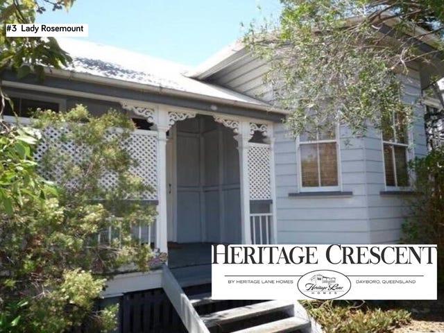 Heritage Crescent, Laidlaw Street, Dayboro, Qld 4521