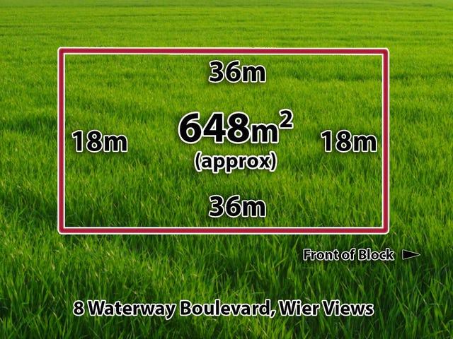 8 Waterway Boulevard, Melton South, Vic 3338
