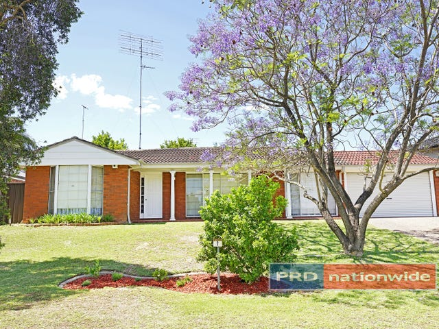 2 Kiparra Crescent, South Penrith, NSW 2750
