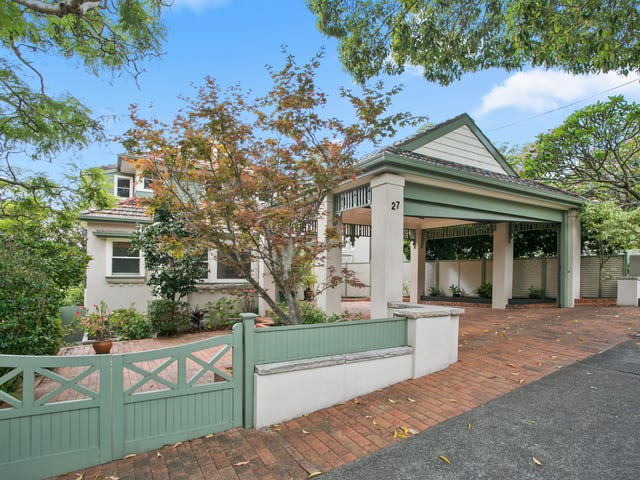 27 Killarney Street, Mosman, NSW 2088