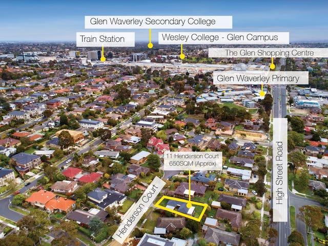 11 Henderson Court, Glen Waverley, Vic 3150