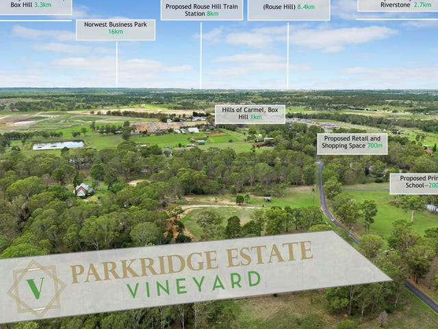 Lot 1-29, 283 Commercial Road, Vineyard, NSW 2765