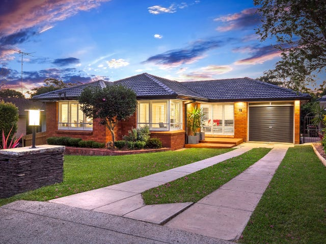 15 Berrigan Street, Winston Hills, NSW 2153