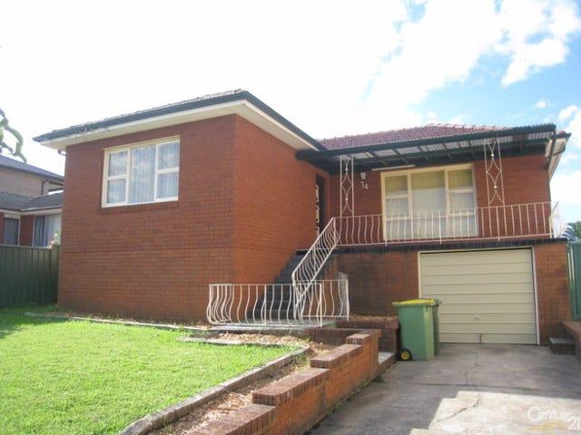 74 Dawson Street, Fairfield Heights, NSW 2165