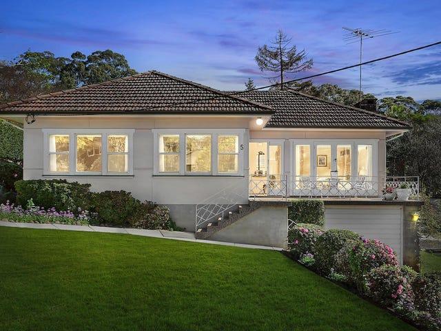 5 Huddart Avenue, Normanhurst, NSW 2076
