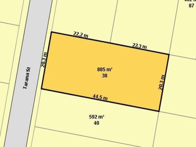 38 Tarana Street, Camp Hill, Qld 4152