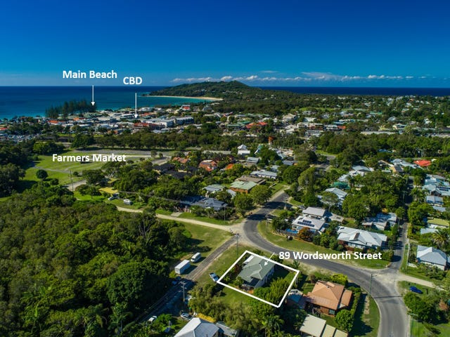 Lot 1, 89 Wordsworth Street, Byron Bay, NSW 2481